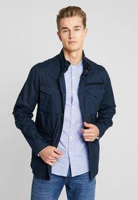 Pier One - Summer jacket - dark blue - 0