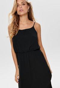 ONLY - ONLWINNER - Maxi dress - black - 3