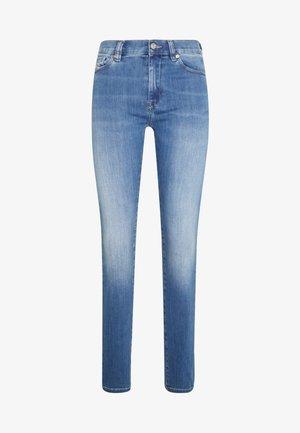 D-ROISIN - Jeans Skinny Fit - blue denim