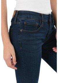 AÉROPOSTALE - Jeans Skinny Fit - darkdenim - 2
