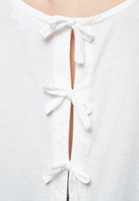 ARMEDANGELS - ILKAA - Print T-shirt - off-white - 3