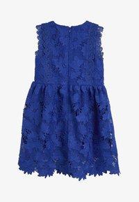 Next - COBALT BLUE LACE DRESS  - Freizeitkleid - blue - 1