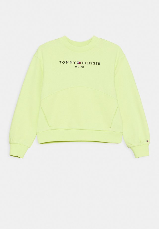ESSENTIAL  - Sweatshirt - faded lime