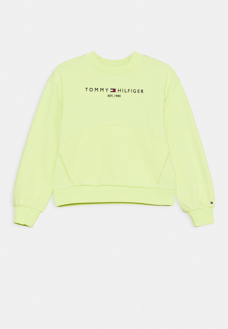 Tommy Hilfiger - ESSENTIAL  - Sweatshirt - faded lime