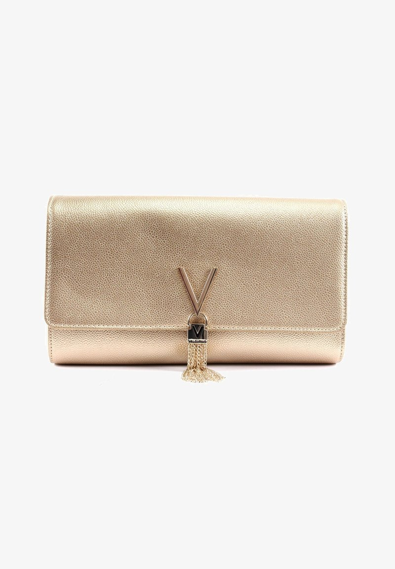 Valentino Bags - DIVINA LADY  - Clutch - oro
