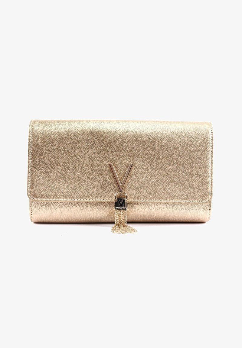 Valentino Bags - DIVINA - Clutch - oro