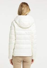 DreiMaster - Winter jacket - wollweiss - 2