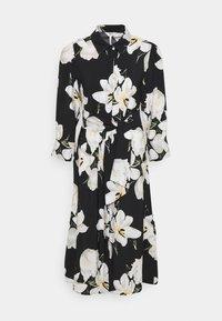 Object - OBJCASANDRA MIDI DRESS - Day dress - black - 4