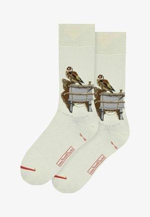 2 PACK - Sokken - creme