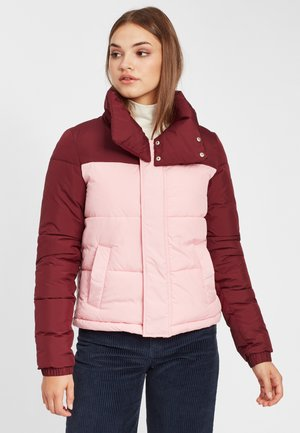 MISTY  - Snowboard jacket - candy pink