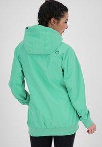 alife & kickin - Outdoor jacket - emerald - 3