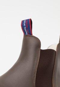 Blue Heeler - JACKAROO UNISEX - Classic ankle boots - brown - 5