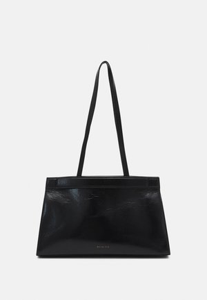 HANNA BAG - Handbag - liquid black