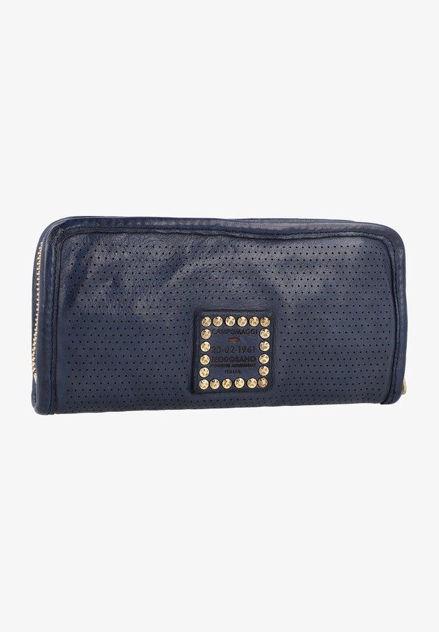 Wallet - blu indaco