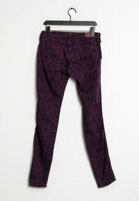 Tommy Hilfiger - Trousers - purple - 1