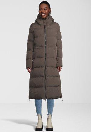 STEPP ELBA - Winter coat - night green
