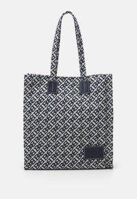 Bally - CABANA CRYSTALIA CASUAL TOTE - Tote bag - natural/midnight - 4