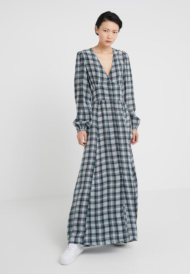 COLLIE LODGE - Długa sukienka - posy green