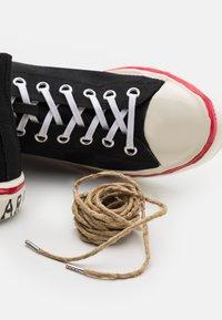 Marni - Sneakers hoog - black/lilywhite - 5