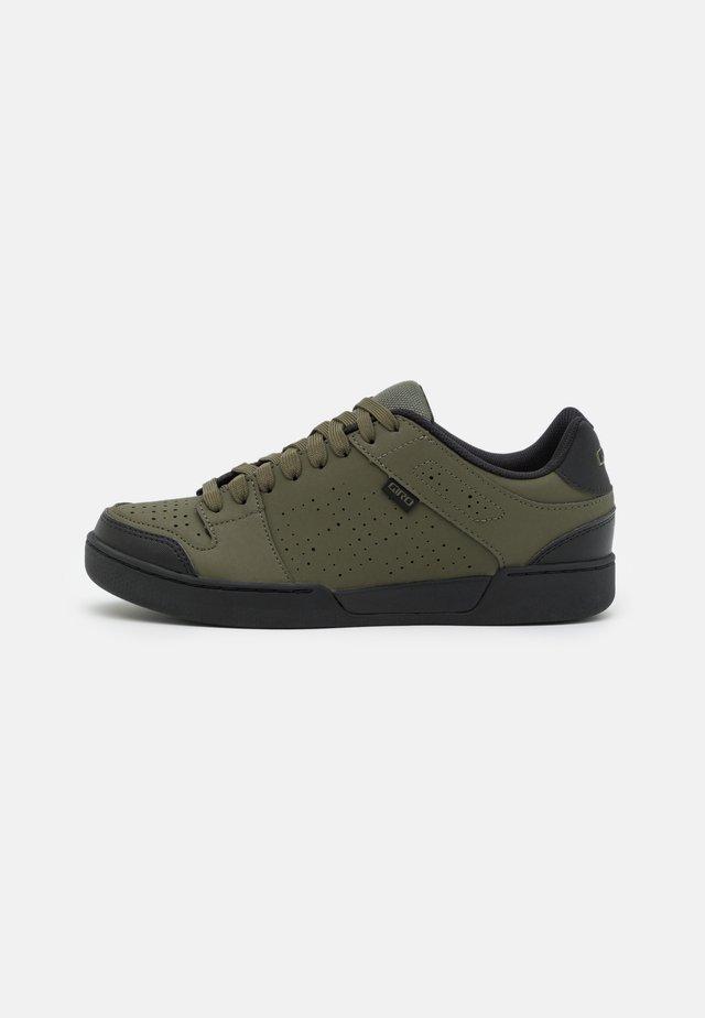 JACKET II - Chaussures de cyclisme - olive/black