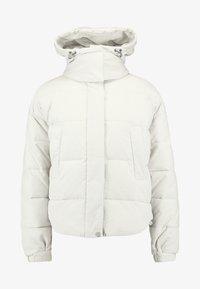 Winter jacket - offwhite