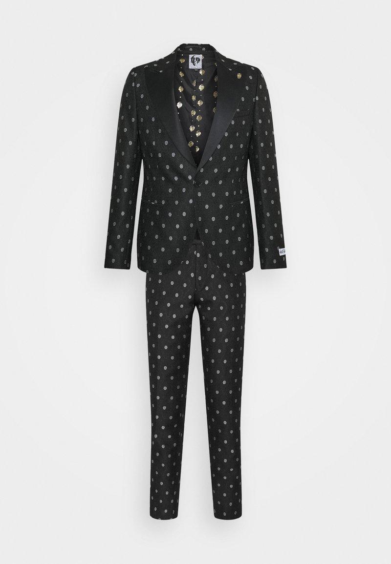 Twisted Tailor - HORNCHURCH SUIT - Suit - black