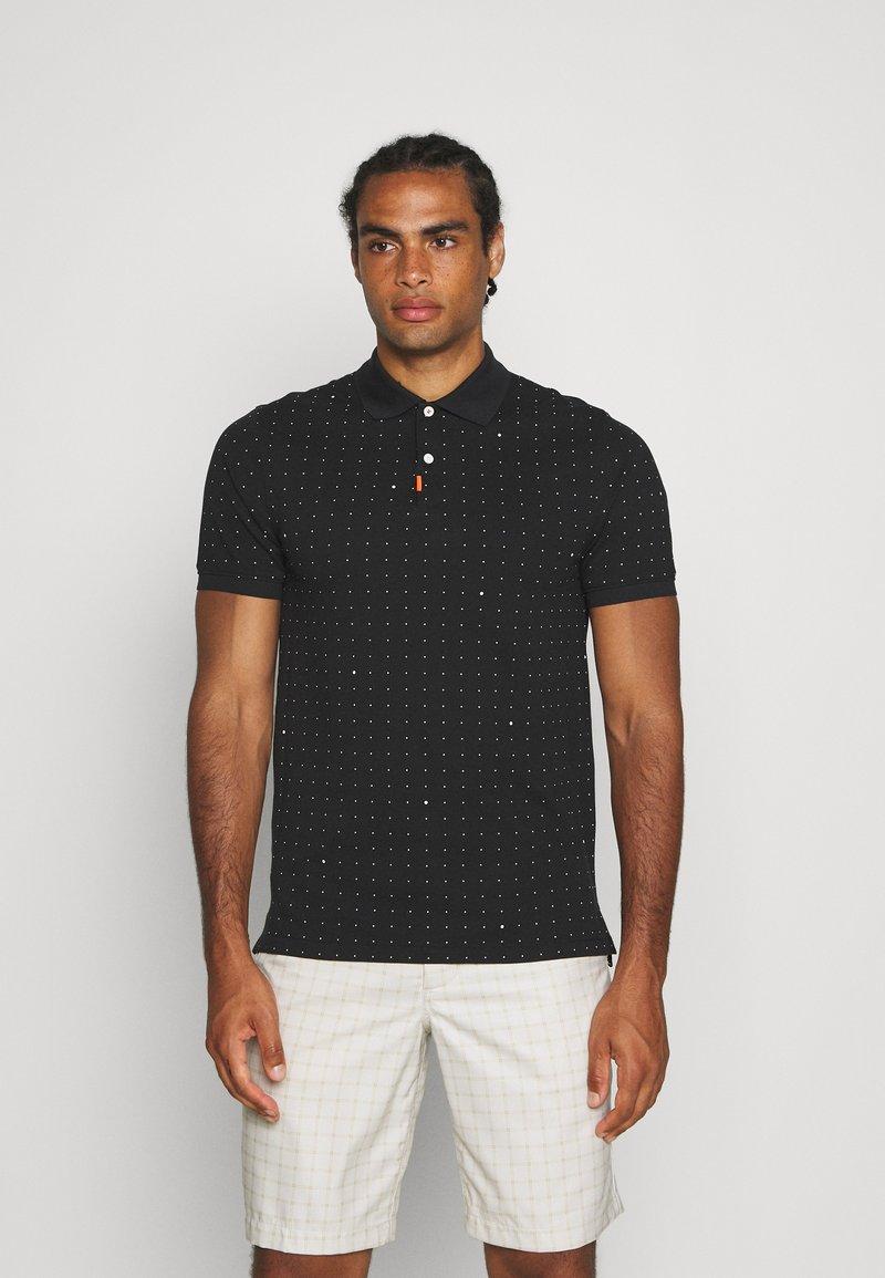 Nike Golf - THE POLO SPACE - Sports shirt - black