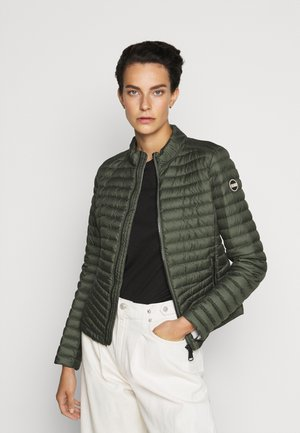LADIES JACKET - Down jacket - matcha/cold