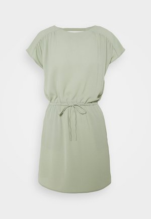 VMSASHA BALI SHORT DRESS PETITE - Day dress - desert sage