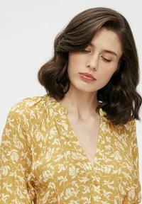 Object - Day dress - honey mustard - 3