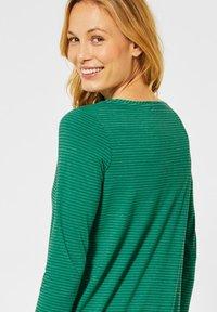 Cecil - Long sleeved top - grün - 1