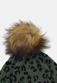 Eisbär - LEORA LUX - Mütze - salvia/schwarz - 3