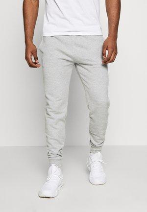 CUFFED TAPE PANT - Træningsbukser - grey