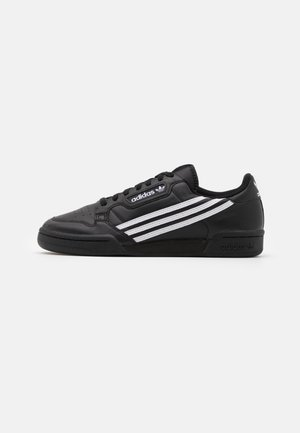 CONTINENTAL 80 SPORTS INSPIRED SHOES UNISEX - Matalavartiset tennarit - core black/footwear white