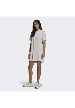 TENNIS LUXE DRESS ORIGINALS - Jersey dress - pearl amethyst