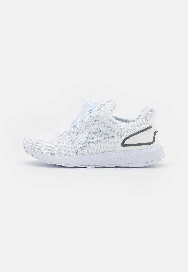 Kappa - ETAL UNISEX - Scarpe da fitness - white