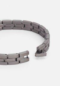 Tommy Hilfiger - CHUNKY BRACELET  - Bracelet - grey - 1