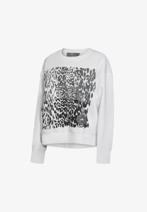 GRAPHIC SWEATSHIRT - Sweatshirt - white