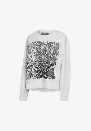 GRAPHIC SWEATSHIRT - Sweatshirt - white