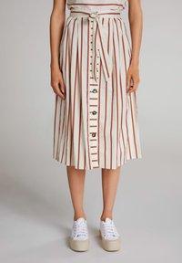 Oui - A-line skirt - rose dust - 0