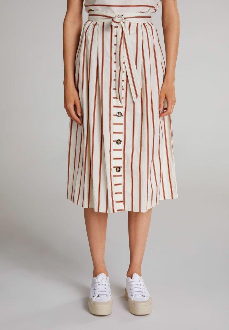 Oui - A-line skirt - rose dust