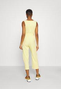 Monki - Jumpsuit - yellow - 2