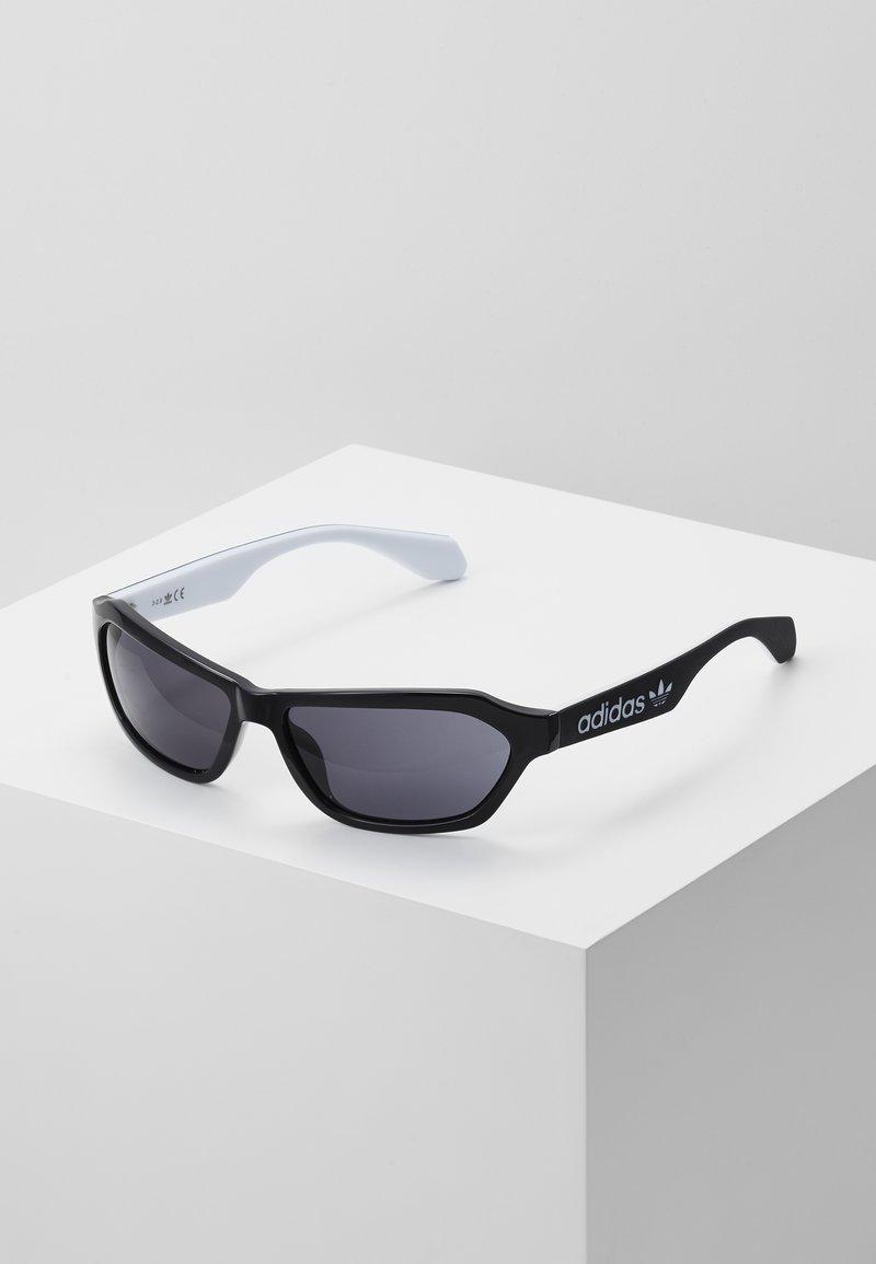 adidas Originals - Sunglasses - black/smoke