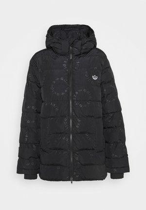 PUFFER WINTER FILLED JACKET - Winter coat - black