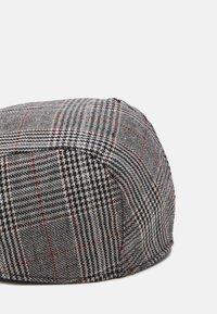 Burton Menswear London - CHECK FLAT - Hatt - mid grey - 3