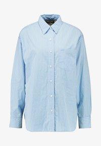 Levi's® - Button-down blouse - adelia stripe powder blue - 5