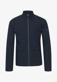 Solid - Light jacket - insignia blue - 5