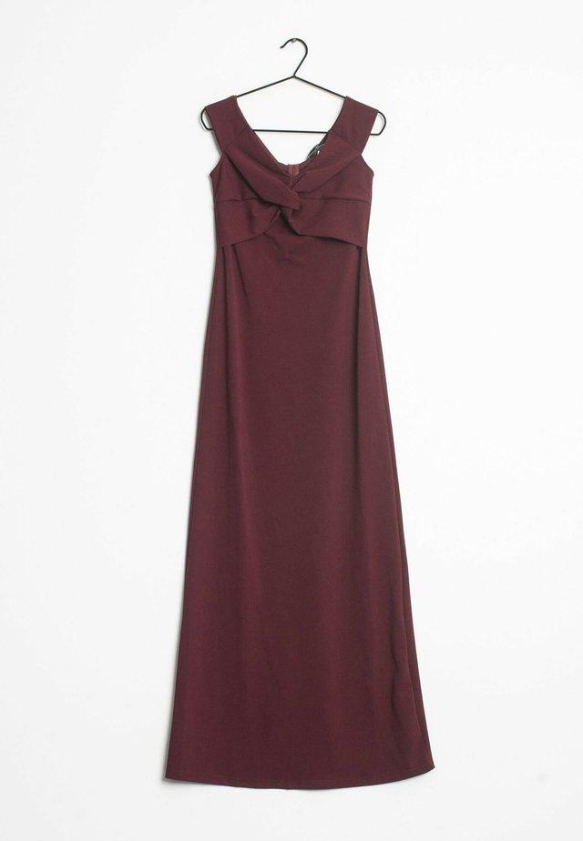 Vestido largo - red