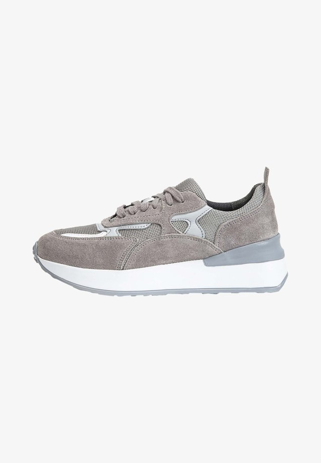Sneakers laag - sd light grey clg