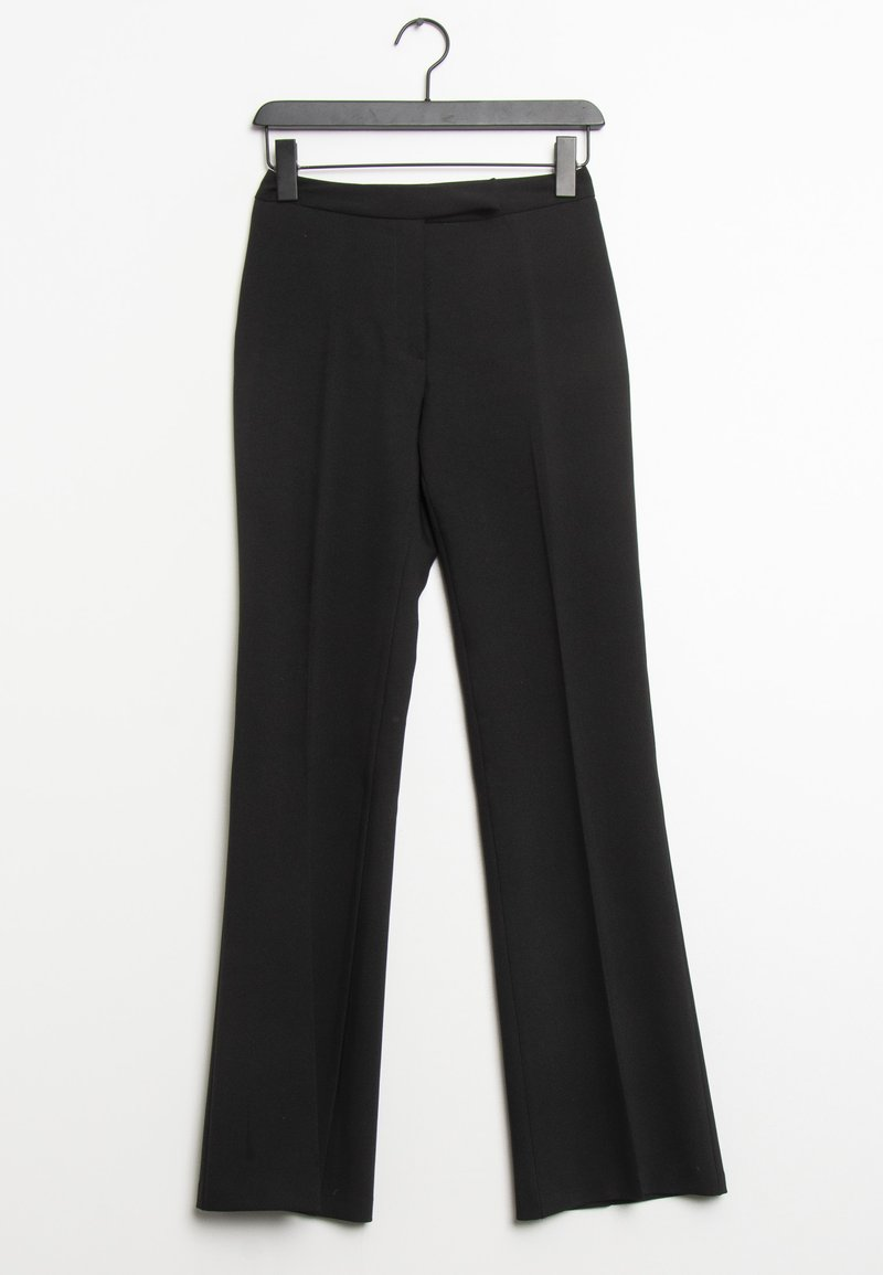 Benetton - Trousers - black